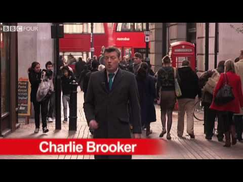 Charlie Brooker's How to Report the News – Newswipe – BBC Four