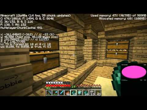 Etho Plays Minecraft – Episode 222: Beacon Bliss