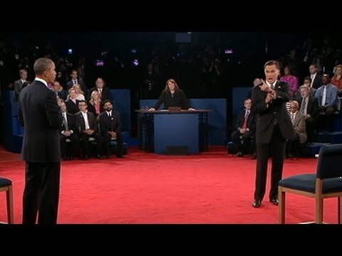 2nd Presidential Debate 2012 – From ABC News and Yahoo News: The Candidates Debate