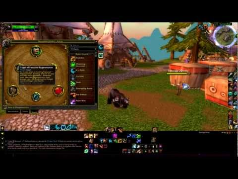 World of Warcraft (MoP) Patch 5.0.4 Druid Tanking Guide (Gameplay/Commentary)