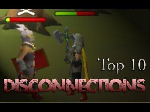 RuneScape Top 10 Lags/Disconnections