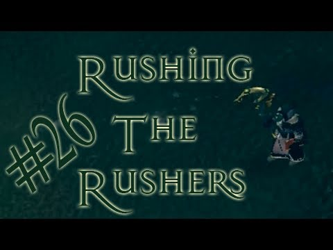 [Runescape] Rushing The Rushers Episode #26 – The Storm Of Armadyl