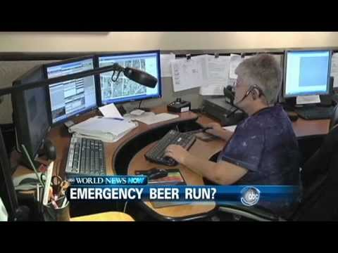 WEBCAST: Emergency Beer Run