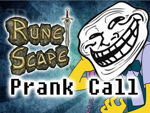 Wood cutting level – Prank call – Lumber Yard (Runescape)