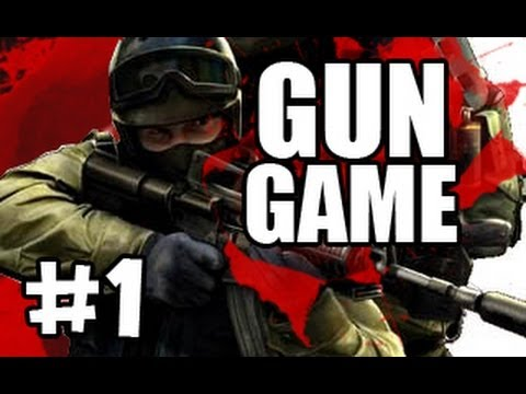 CS:S Gun Game w/ Ze & Kootra – Part 1 (Live Commentary)