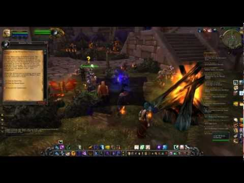 Hallows End Events with Wowcrendor (World of Warcraft: Mists of Pandaria)