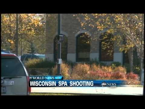 WEBCAST: Wisconsin Spa Shooting