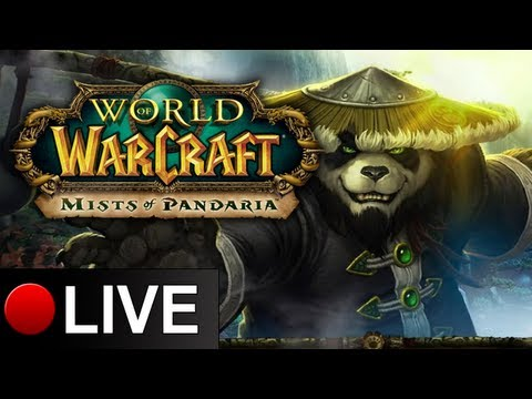 World of Warcraft Mists of Pandaria – LIVE NOW 85-90 (HD)