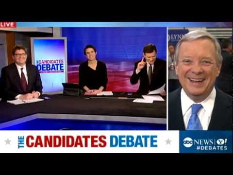Final Presidential Debate 2012: Mitt Romney 'Doesn't Have Distinguished Record in Foreign Affairs'