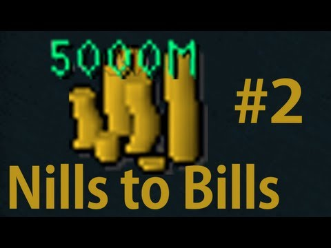 Nills to Bills – Runescape Road to 5B – Ep 2 – QBD Kill Without Passive Damage Reduction