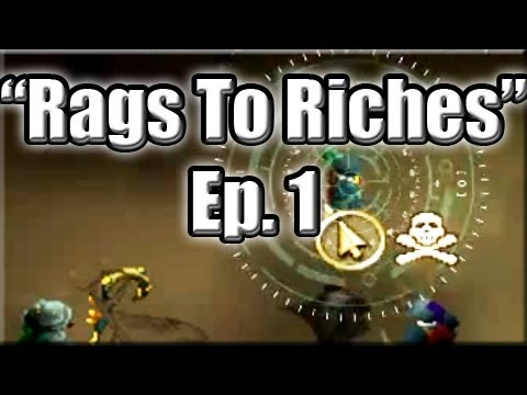 """Runescape – Runescape So Wreck3d """"Rags to Riches"""" Ep.1 