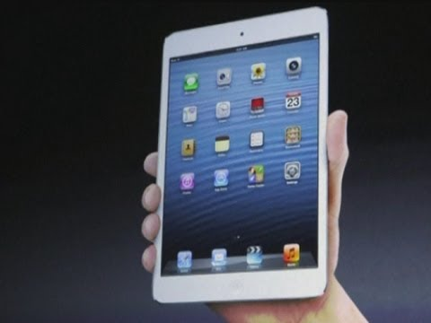 iPad Mini: Tablet turf war as Apple take on Google and Amazon