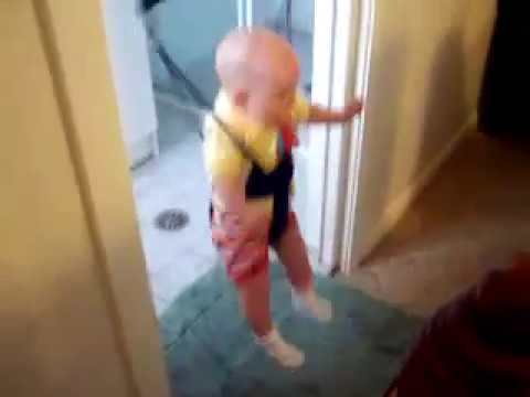 Funny Babies — Jolly Jumper Crazy Funny Baby | Worlds Funniest