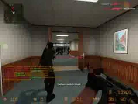 Counterstrike Montage…with some Benny Hill !