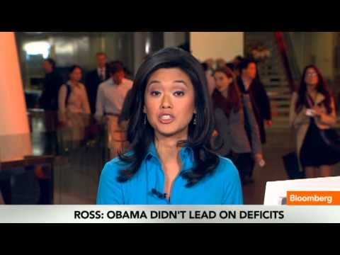 Wilbur Ross: President Obama Didn't Lead on Deficit