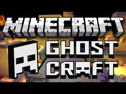 Minecraft: Ghostcraft w/ CaptainSparklez and Friends – Getting Our Sea Legs