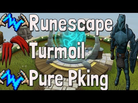 Pk K1n9 5 Runescape Turmoil Pure Dragon Claws Pking With Commentary