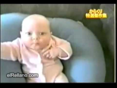 Funny Babies – kung fu baby so cute