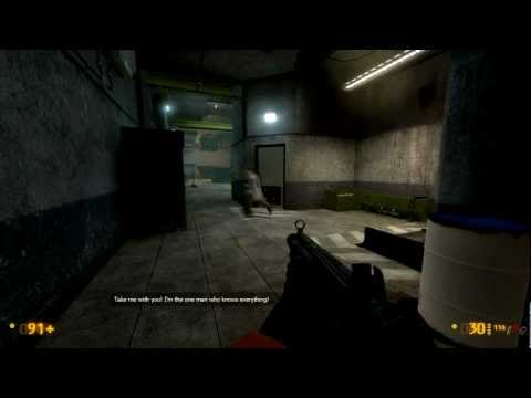 """Black Mesa Source – """"I am the one man who knows everything"""" scientist"""