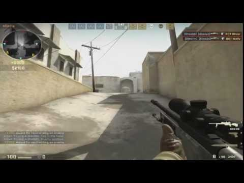 TGC |CounterStrike| -NEW- Dust II~Sniper Roll