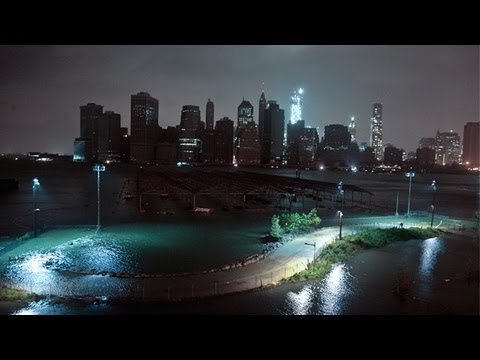 Superstorm Sandy Slams East Coast