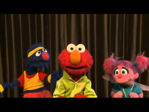 Call Me Maybe by Elmo, Abby Cadabby and Grover