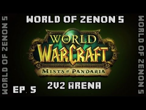 Feral Druid PvP – World of Warcraft 2v2 Arenas: Feral Druid and Frost Mage [Ep. 5 – HD]