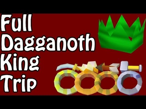 [RS] Runescape: FULL Duo Dagganoth King Trip | WE GOT A DROP | Commentary