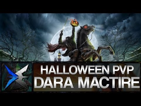 World Of Warcraft: Halloween PvP With Dara Mactire! (WoW)