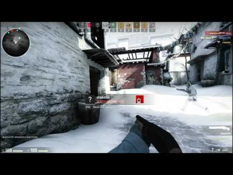 CounterStrike Global Offensive Gameplay