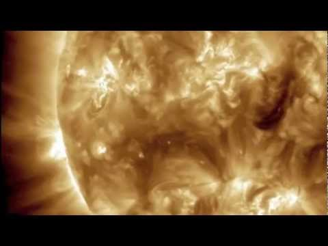 3MIN News October 21, 2012: M9 Flare, 6.6 Quake, Magnetic Instability