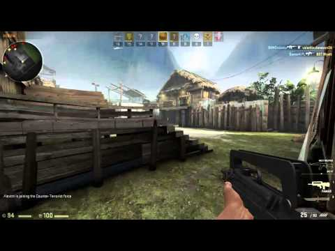 Counterstrike Global Operations Gameplay