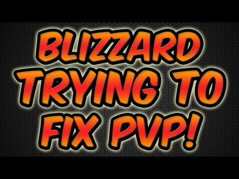♠ World of Warcraft News – Blizzard begins to fix PvP