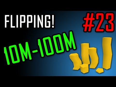 Runescape – Flipping – 10m To 100m – Episode #23