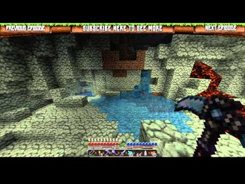 The Minecraft Project – GHAST WARFARE & Magma Cube Invasion! #294