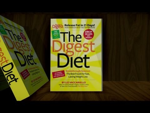 Lose Weight in 21 Days: New Diet From Reader's Digest