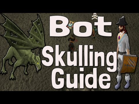Runescape Bot Skulling Guide With Commentary