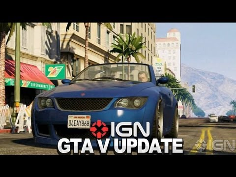 "IGN News: GTA V Making ""Substantial Progress"", Max Payne 3 Disappoints"
