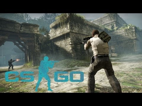 Counter Strike Global Offensive – #10 bot beat me.