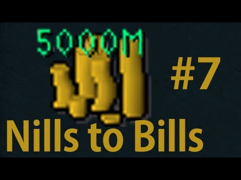Nills to Bills – Runescape Road to 5B – Ep 7 – Bandos Trip + Dagannoth Kings and Dominion Tower