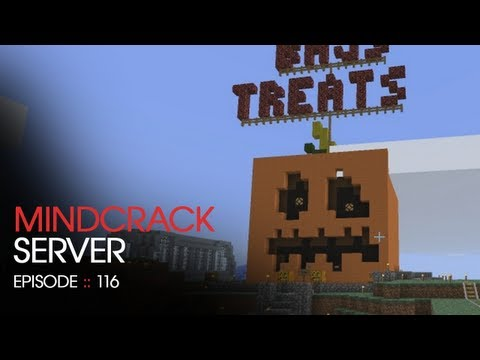 The Mindcrack Minecraft Server – Episode 116 – Trick or Treat (B-Team)