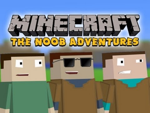 Minecraft: The N00b Adventures – The Village People