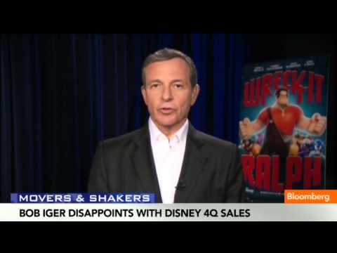 Iger: We're Going to Deliver Solid Year in 2013