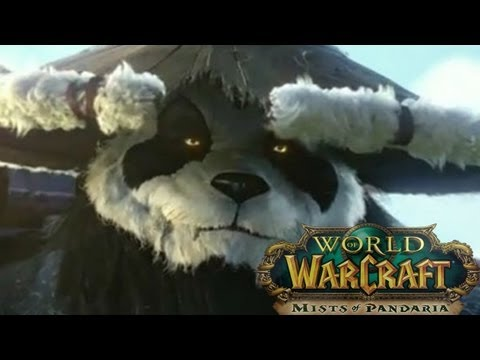 World of Warcraft Mists of Pandaria cinematic trailer HD ITA