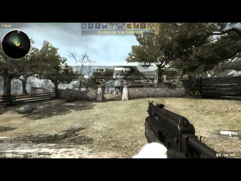 Counterstrike: Global Offensive Intro Gameplay video by ChiefKnight