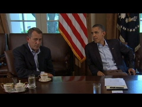 President Obama, House Speaker John Boehner 'Taxmaggedon' Showdown