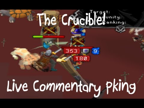 Crucible Pking Runescape   Live Commentary   Dragon Claws – Maul