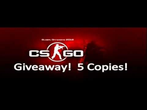 CS:GO Counterstrike Global Offensive Giveaway ( 5 COPIES )