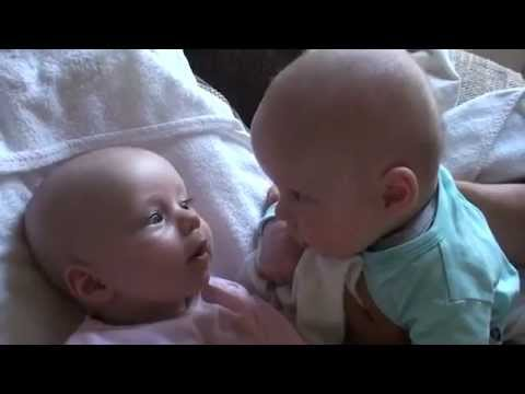 babies talk to each other