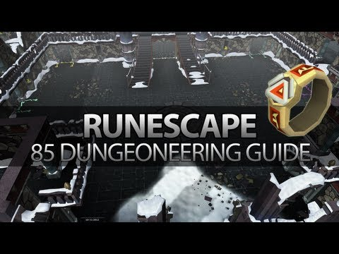RuneScape Skill Guides – 1-85 Dungeoneering Guide – Fastest Methods to first Chaotic!